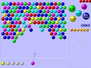 Играть шарики линес